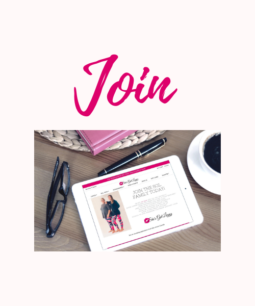 Become part of a network of like-minded women at She's Got Leggz